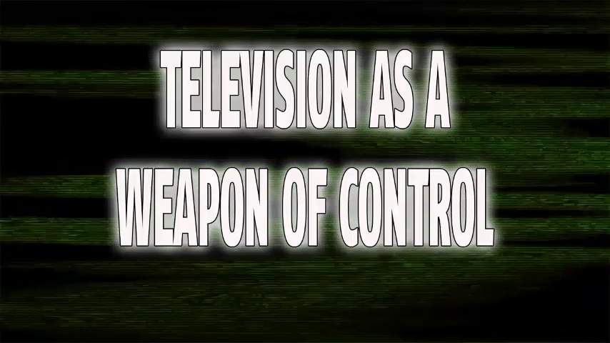 Television - the jew drug of the nations- ..jew TV Mind Control 2021