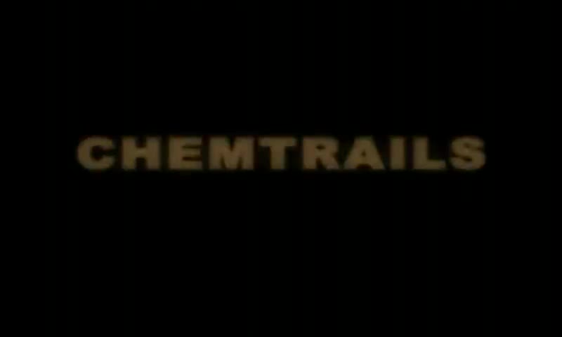 Chemtrails - They Live - We Sleep (music video)