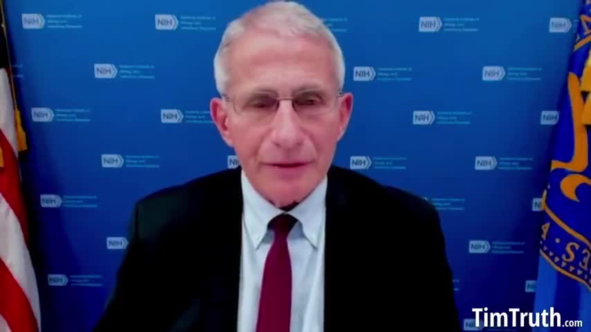 Fauci Explains How To Seize Control With Vaccines (Its ALL about control...)