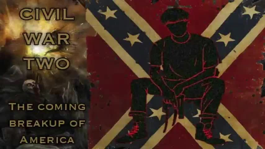 Civil War Two - The Coming Breakup of America by Thomas W Chittum (1996)