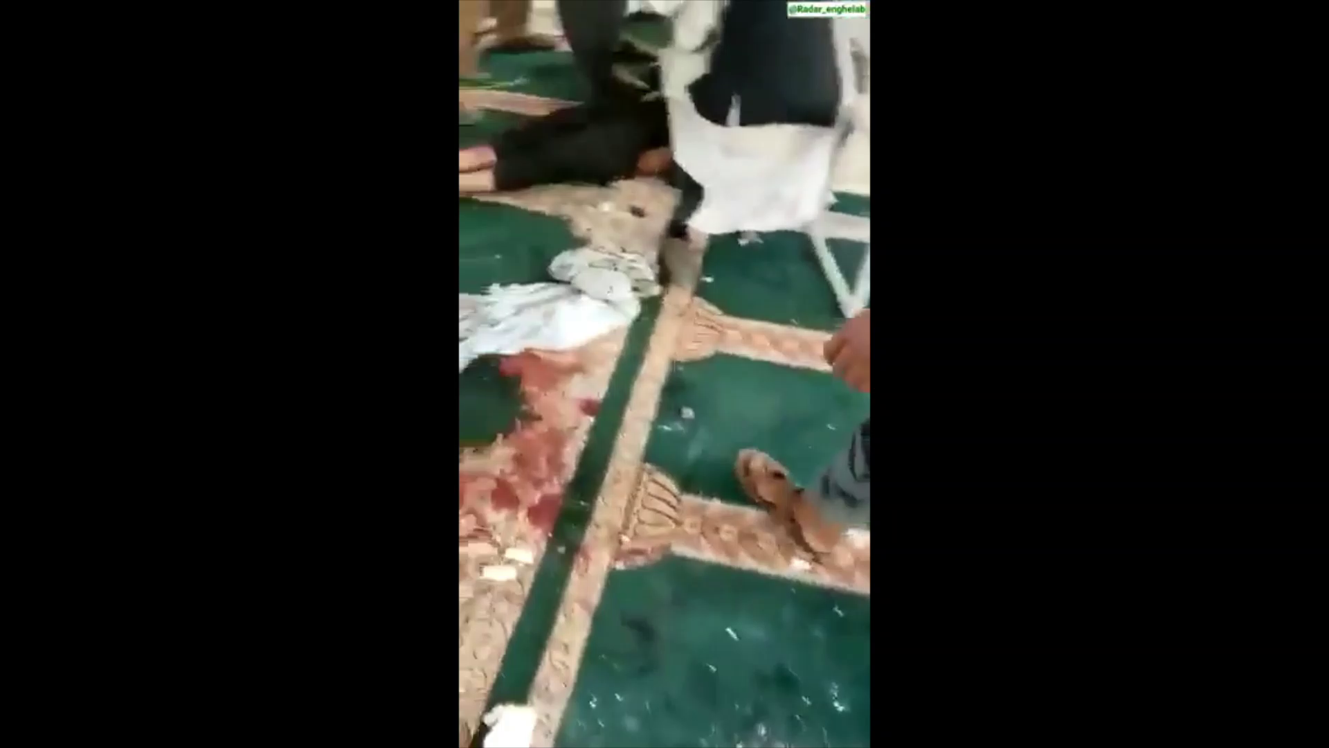 Afghanistan. Deadly explosion hits Shia mosque in Kandahar.