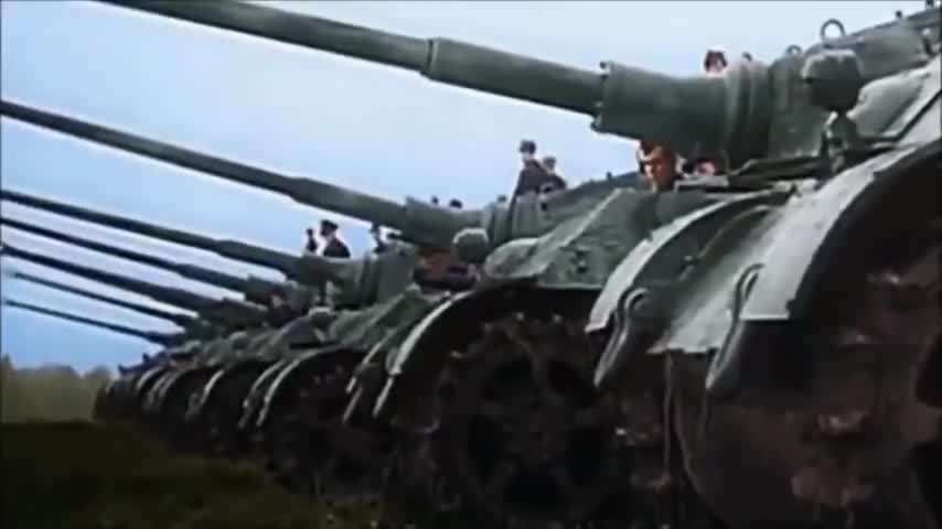 Intense Real Footage) Germans protecting Europe from the advance of Bolshevism