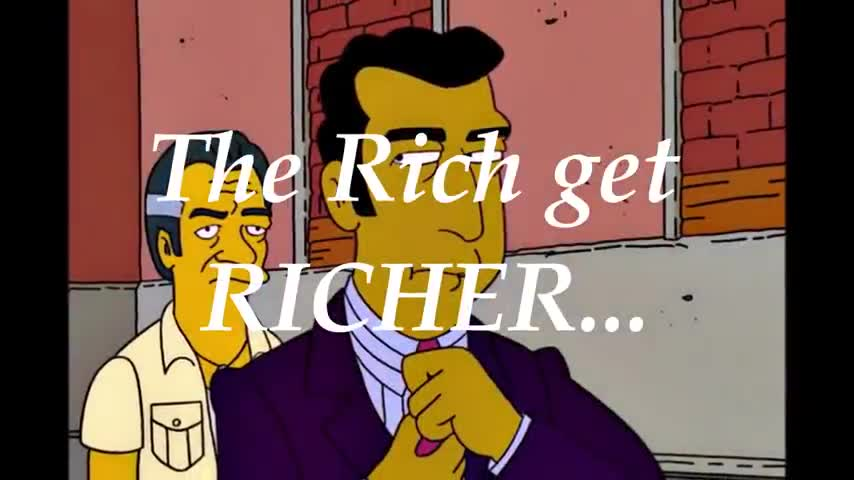 The Rich & The Poor... (A Compilation, for Those who can See)