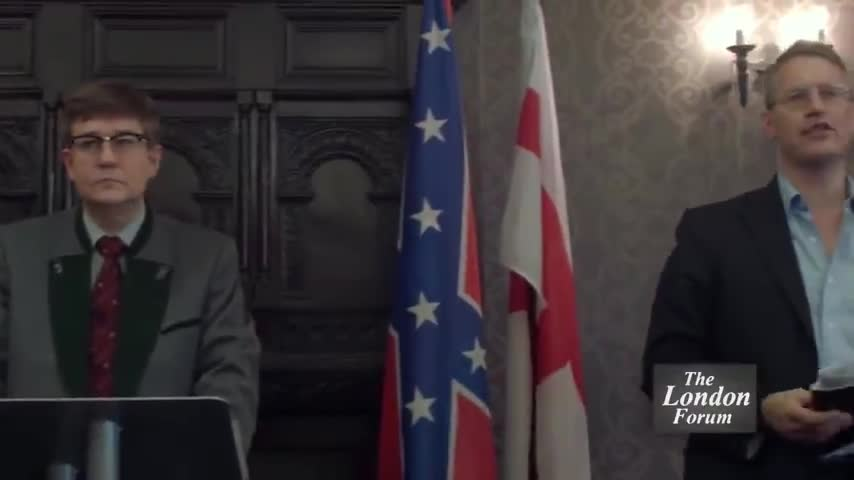 Kai Murros on and National Revolution in England (2015)