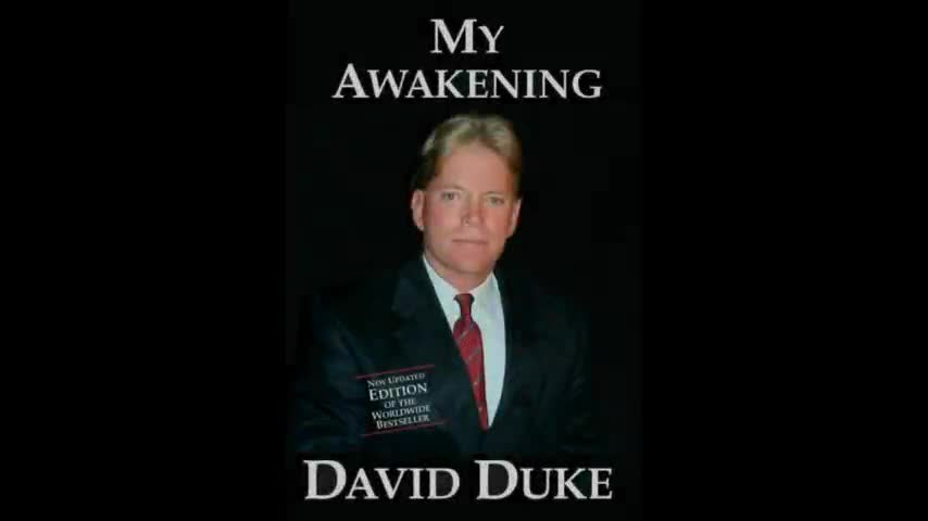 David Duke - There Is No Conspiracy (Jewish Question)