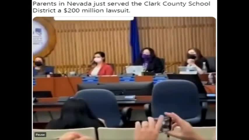 Parents in Nevada just served the Clark County School District a $200 million lawsuit