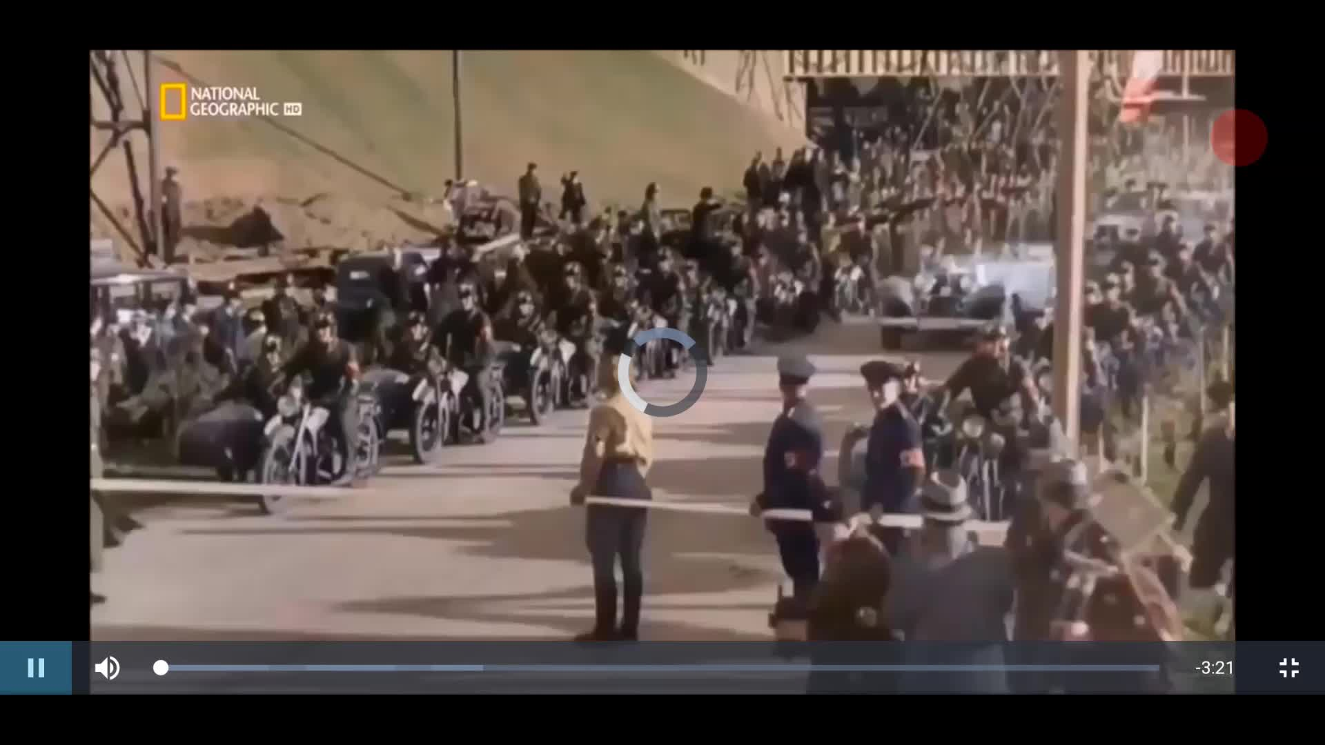 Mercedes-Benz vehicles in use by the Third Reich. (1930s Germany)