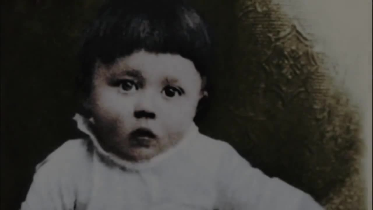 Adolf Hitler and The Youth In Color