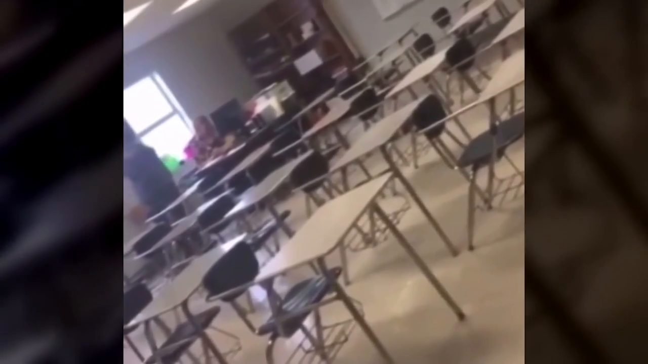 Teenaper Attacks a 64-Year-Old Disabled Teacher