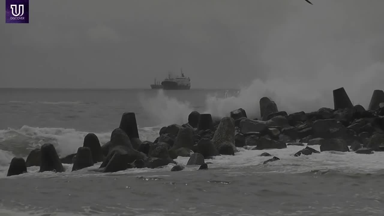 Ships in Horrible Storms  (a compilation)