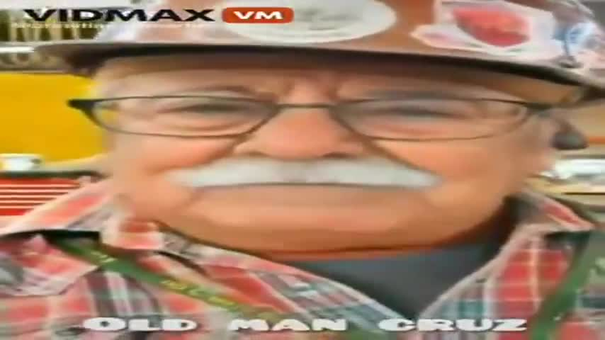 Elderly Construction Worker With Balls Of Steal Explains How To Get Out Of Vaccine Mandates