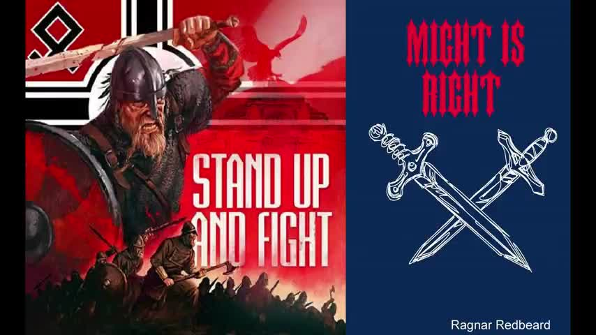 Might is Right or The Survivaln of The Fittest by Ragnar Redbeard (1986) Read by Alex Linder