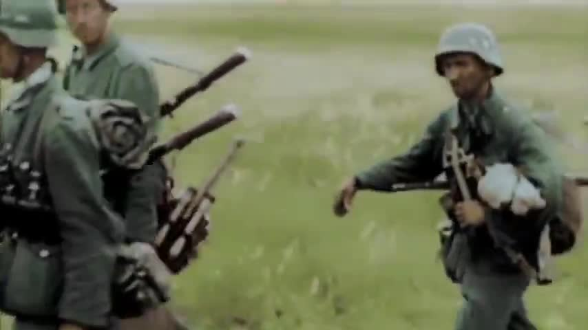 Real Footage From Operation Barbarossa