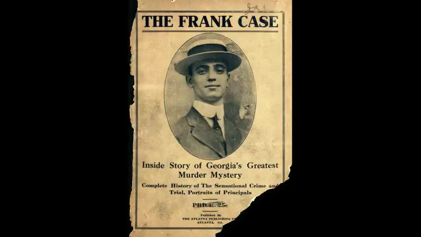 100 Years Ago Today The Trial of Leo Frank Begins (2013) Read by Alex