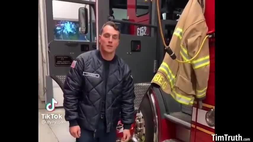 STAND FOR FREEDOM Firefighters Forced Out Of Job Because Of vaccine mandates