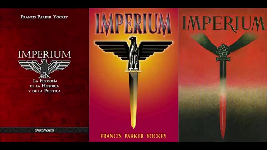 Imperium by Francis Parker Yockey (1948) Read by Alex Linder
