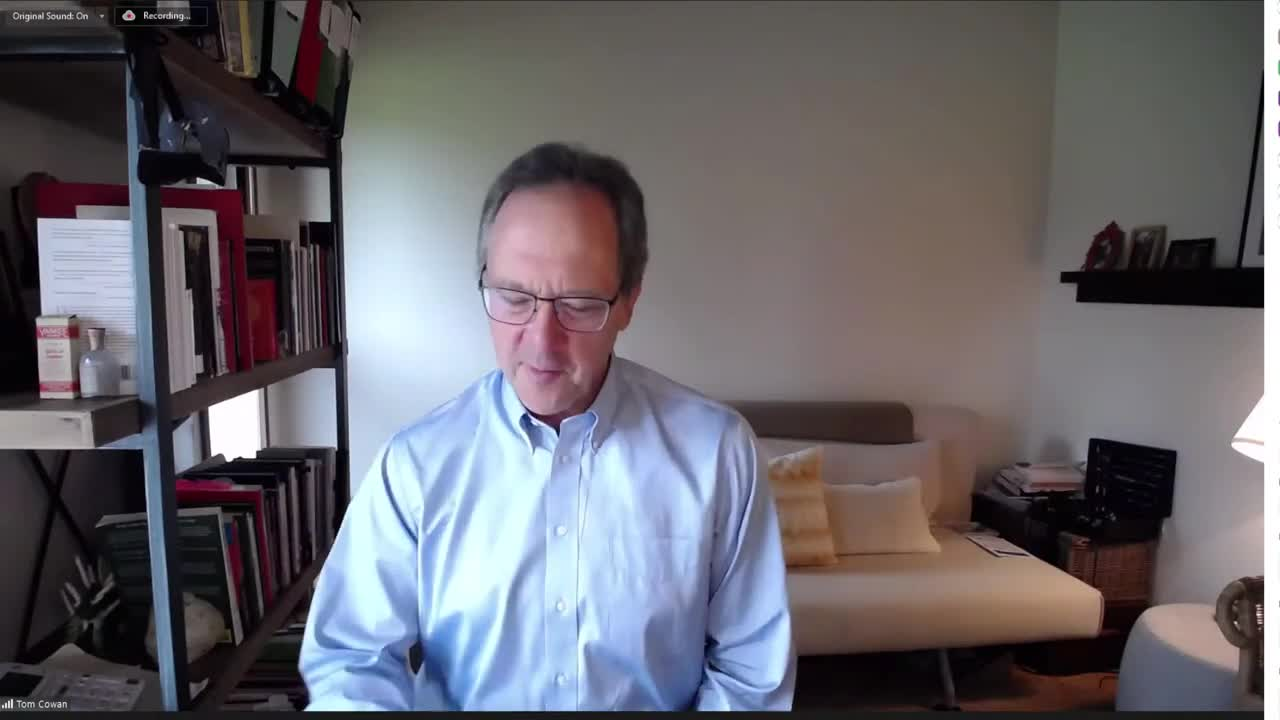 True Healing Conference Day 1.1 Courtesy Tom Cowan,  Andrew Kaufman and Friends.